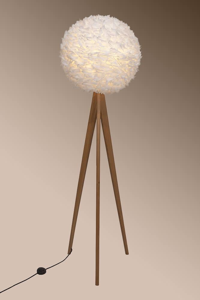 Stojací lampa Pivoňka